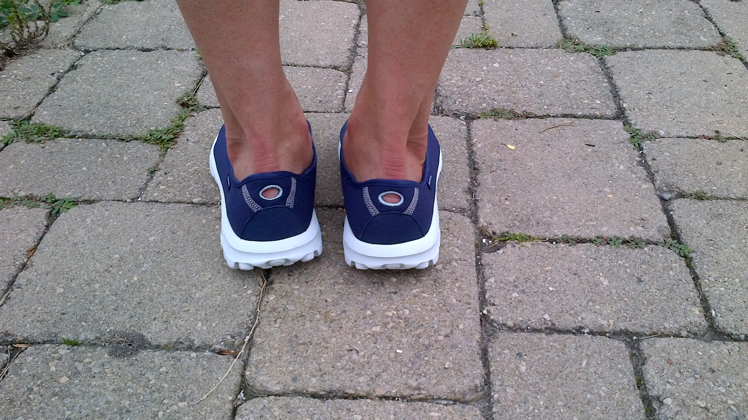 I Have Happy Feet with my Gowalk Shoes from @Skechers_Canada