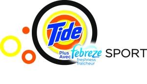 Tide plus Febreze Freshness Sport logo