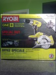 Ryobi 18V Lithium -ION DrillDriver & Circular Saw Kit