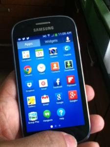 SamsungS3MiniMoreApps