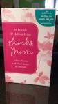 Gratitude book