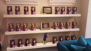 Clairol wall #AgeDefy #BestBeautiful