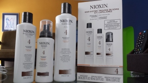 Nioxin and box