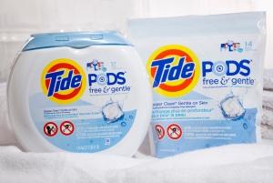Tide Pods Free & gentle (1)