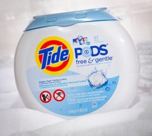 Tide Pods Free & gentle (2)