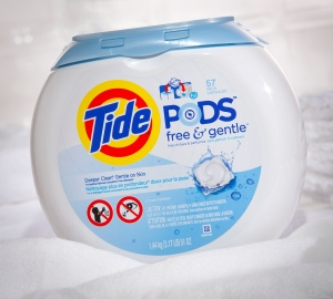 Tide Pods Free & gentle (2)
