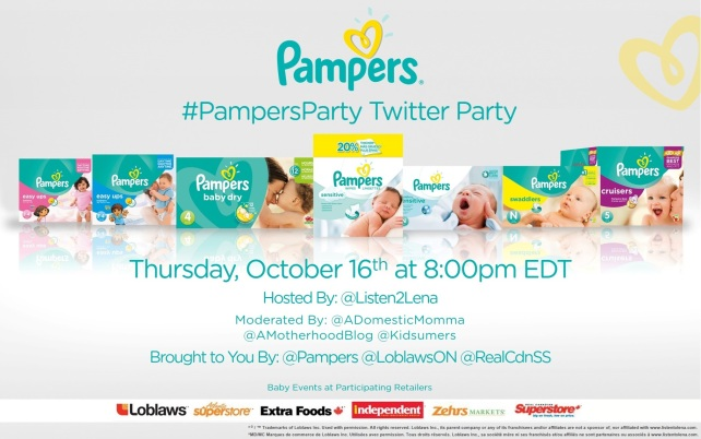 PampersParty Graphic v4