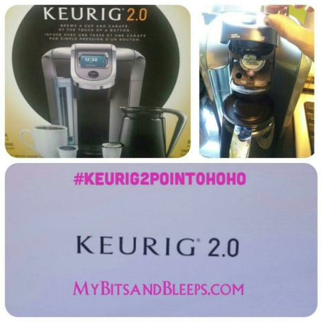 #Keurig2point0hoho