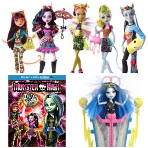 Monster High Giveaway