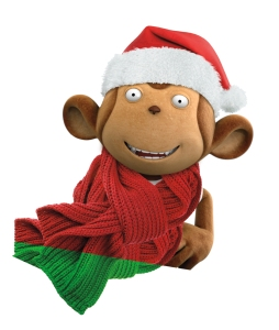 SUBWAY Festive Monkey