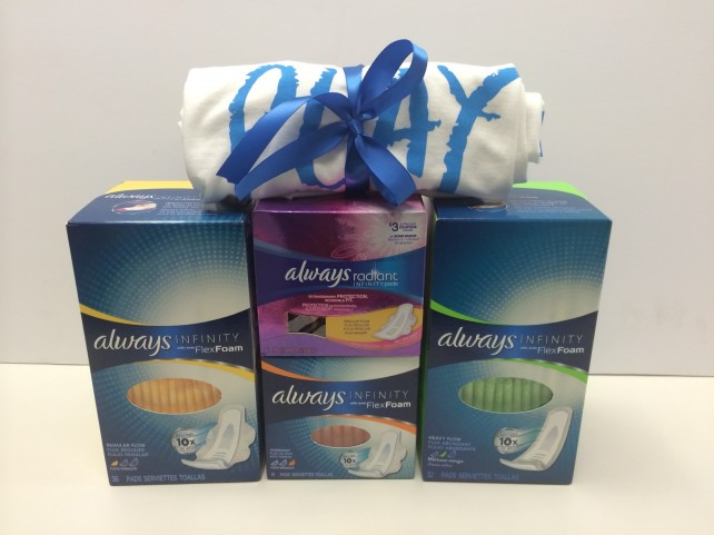 Always #LikeAGirl giveaway - 4