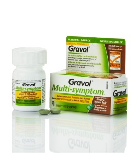 Gravol Multisymptom 2
