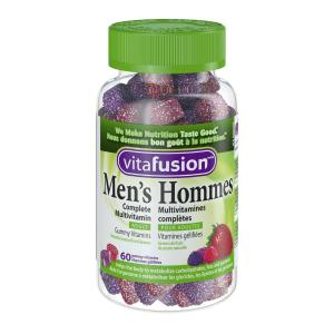 Vitafusion_Men's_Multivitamins
