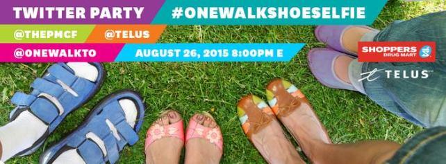 onewalkshoeselfie