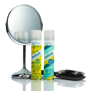 Batiste with Mirror and Brush